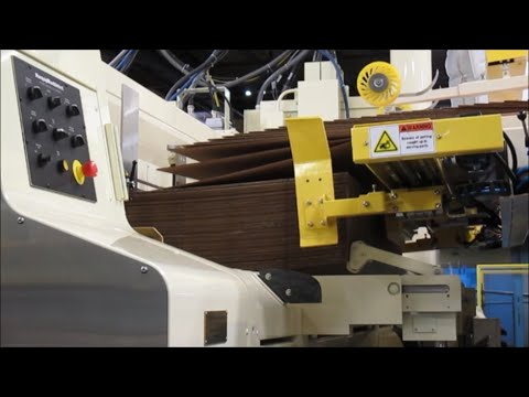 See the WSA Continuous Feed Bottom Print Block Push Prefeeder in action!