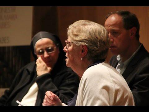 'Pensar Déu en femení', amb Lucía Caram i Victòria Molins