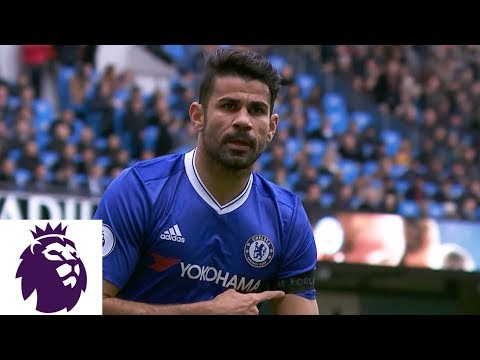 Video: 2016: Chelsea come back to top Man City 3-1 | Premier League | NBC Sports