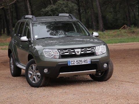 Essai Dacia Duster 1.5 dCi 110 4×2 Prestige 2013
