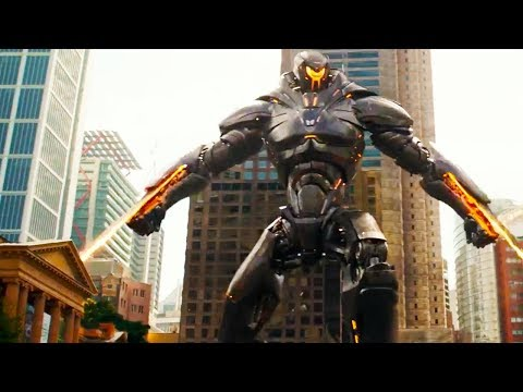 Pacific Rim: Uprising Trailer #2 2017 John Boyega - Official 2018 Movie
