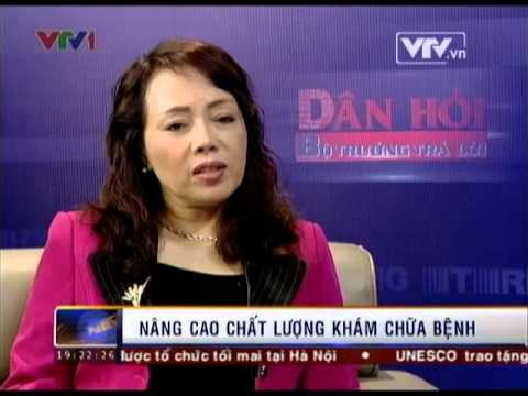 People ask the Minister answered - Minister of Health Nguyen Thi Kim Tien