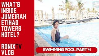 Nonton Swimming Pool   Jumeirah Etihad Towers Hotel  Part 4  Vlog Film Subtitle Indonesia Streaming Movie Download