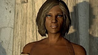 A video showing you where to find Saadia (the Redguard woman). She can be found inside The Bannered Mare in Whiterun.