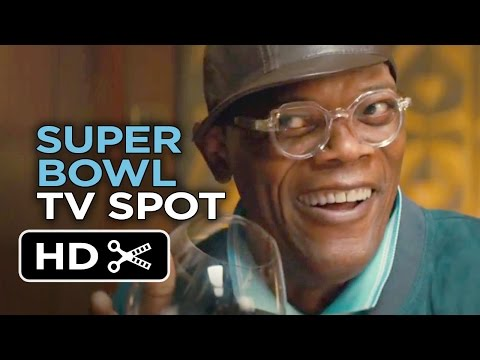 Kingsman: The Secret Service Official Super Bowl TV SPOT (2015) - Samuel L. Jackson Movie HD thumbnail