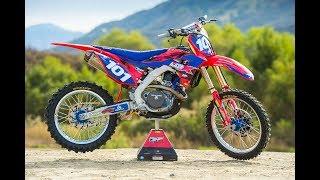 8. Racer X Films: Garage Build 2018 Honda CRF450R