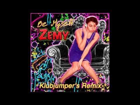 Zemy - Be Myself (Klubjumpers Remix - A Cappella) (Album Artwork Video)