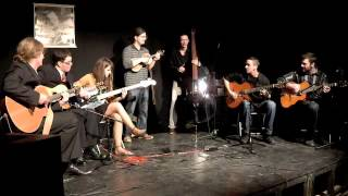 Video DJANGO ORCHESTRA = MARINGOTKA + SWING THAT STRING