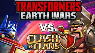 Short video, showing some of the differences between the two similar games. Welcome back Craig from the Navy, as he plays Clash of Clans, he is the perfect person to give advice on the differences between the too!Download Line Messenger and add:      'Xsorn'    to join our live group and get loot!-or- Email: Gamingbantz@gmail.comGet free Gems/Crystals in TFEW (CLICK HERE) http://cashforap.ps/gamingbantzWatch this vid explaining how: https://www.youtube.com/watch?v=VD1g-a7uCc4(This is done by gift cards)Gamingbantz supports Koplayer the best emulator for Android: https://drive.google.com/file/d/0B7ZFkV0oAoctRndTRHpTei0wb0k/view?usp=sharingMusic:Phantom Sage - Silence (feat. Byndy) NCS ReleaseCartoon feat. Jüri Pootsmann - I Remember U (Xilent Remix) NCS Release