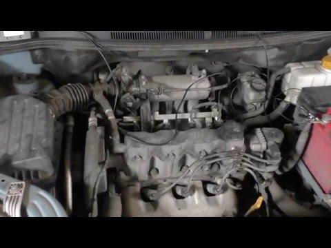Chevrolet aveo тип двигателя фотка