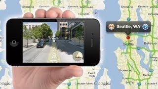 iPhone Tip: Google Street View on Google Map