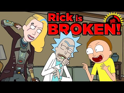 Film Theory: Rick's Final Chance! (Rick and Morty Season 4)
