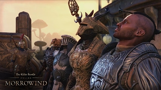 Your first glimpse at The Elder Scrolls Online: Morrowind gameplay