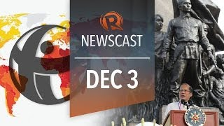 Rappler Newscast PH Rank In Corruption Survey, Miriam Vs JPE Thailand Protests