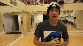 Austin Mahone's Private Dance Rehearsal - Austin Mahone Takeover Ep. 36 - YouTube