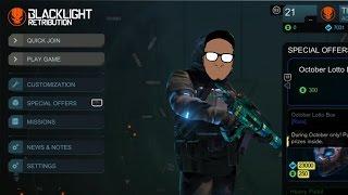 I was killing the game!! ~ Blacklight Retribution Gameplay