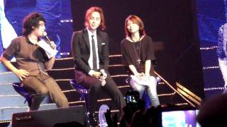 JKS The Cri Show In Thailand Interview
