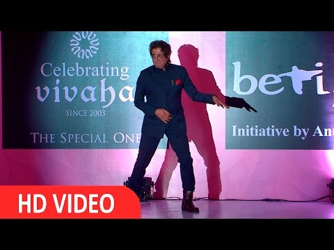 Shakti Kapoor At BETI Foundation's Fashion Show