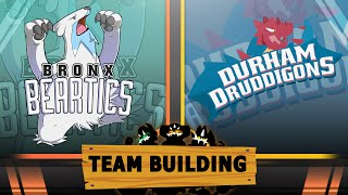 Bronx Beartics - Team Building for the Durham Druddigons [UCL S2W9] by PokeaimMD