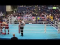 WAKO World Cup 2018 - Day 1 - Ring 1