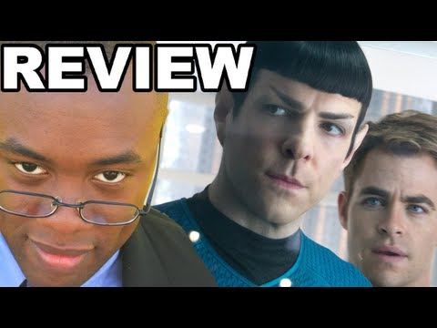 STAR TREK INTO DARKNESS REVIEW - Black Nerd Reviews