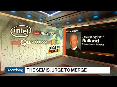 Intel, Broadcom Merger Would Create 'Powerhouse,' Says Susquehanna Analyst
