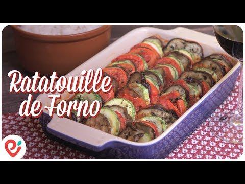 Ratatouille de Forno - Especial Dia dos Namorados