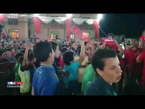 العرب اليوم - شاهد: الحزن يُسيطر على أهالي نجريج عقب خروج صلاح
