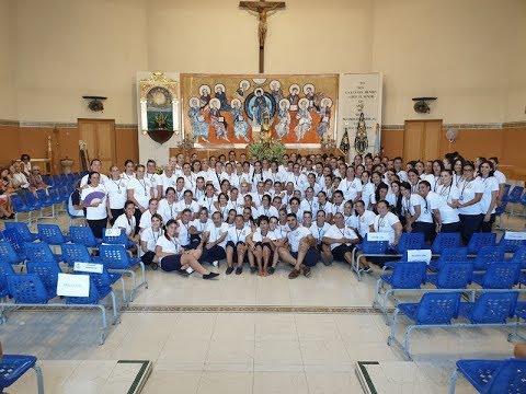 Virgen del Mar 2019 -Punta del Caimán (Momentos Previos).