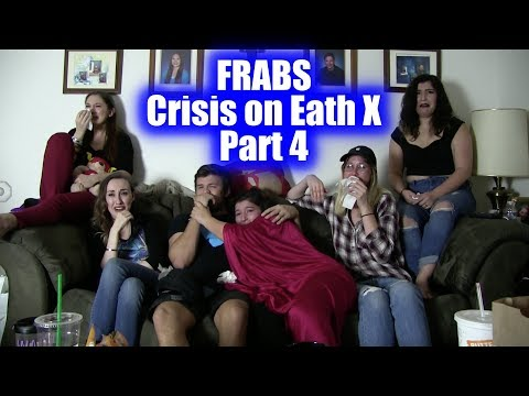 FRABS Crisis on Earth X Part FOUR