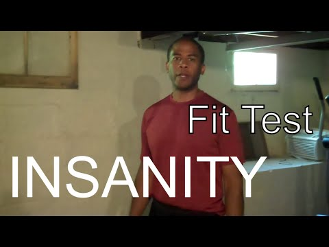 INSANITY Workout - Week 1