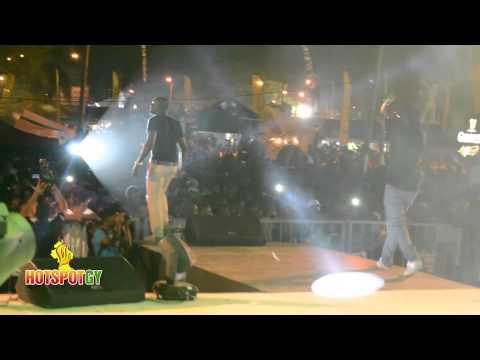 Guinness Concert at Guyexpo 2014 ft. Jackie Jaxx, Kwasi Ace, Calvin Burnett and Natural Black