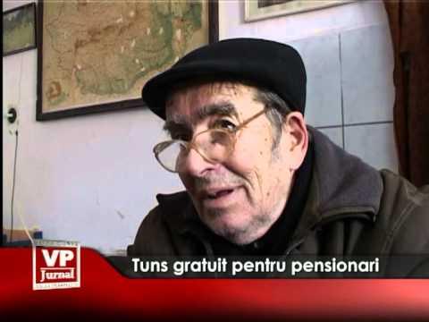 Tuns gratuit pentru pensionari