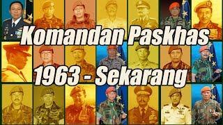 Video Daftar Komandan Paskhas Pasukan Khas TNI Angkatan Udara AU MP3, 3GP, MP4, WEBM, AVI, FLV Oktober 2018