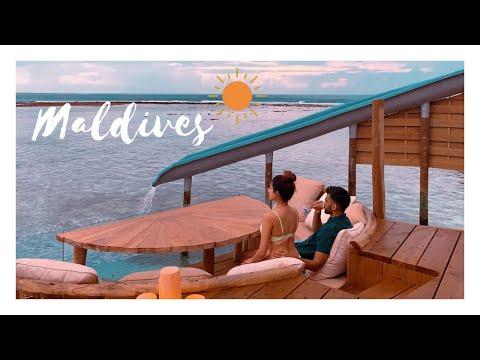 MALDIVES   Traveling after lockdown!   Soneva Fushi - Part 1