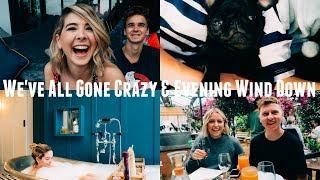 Video WE'VE ALL GONE CRAZY & EVENING WIND DOWN MP3, 3GP, MP4, WEBM, AVI, FLV September 2018