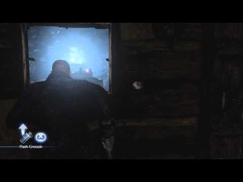 Resident Evil 6 - Vidéo de Gameplay Jake (Gamescom)