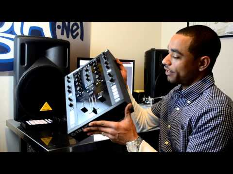 Native Instruments Traktor Kontrol Z2 Mixer/Controller Unboxing & First Impressions