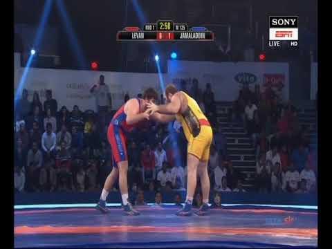 Levan Berianidze VS Jamaladdin Magomedev