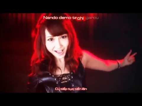 [Vietsub+Kara][PV] Go Get'Em - Kamen Rider GIRLS (видео)