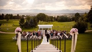 What About A Country Club For Your Wedding? [Video]