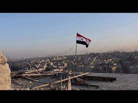 Στο νοτιοανατολικό Χαλέπι προελαύνει ο συριακός στρατός