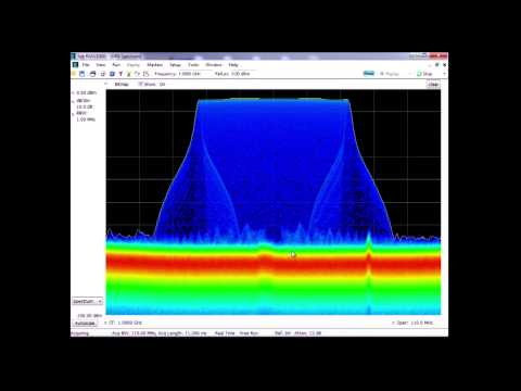 Radar and EW Measurements with the Tektronix RSA5000 Series