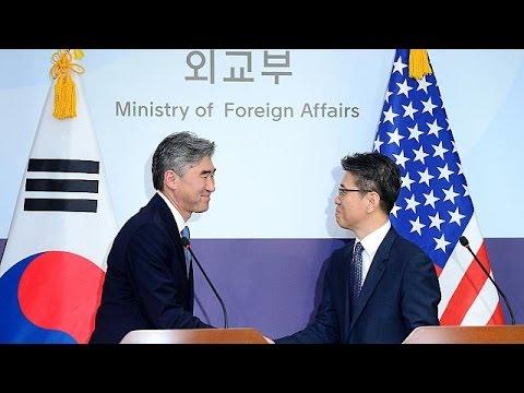 Αμερικανική επίδειξη ισχύος πάνω από τη χερσόνησο της Κορέας