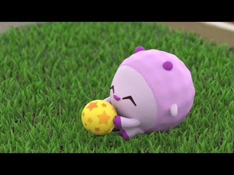 Малышарики - Мячик (Серия 88) Развивающие мультики про машинки (видео)