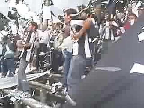 LOS VAGABUNDOS- vs. nacional.1 - Los Vagabundos - Montevideo Wanderers