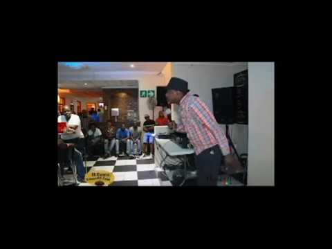 Siya Seya @ The Place Lounge & Eatery HTown Comedy Jam 2 Feb