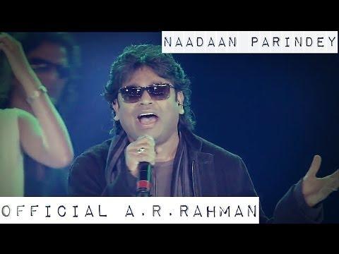 Download Rockstar   Naadaan Parindey   Official A.R.Rahman HD HD Video