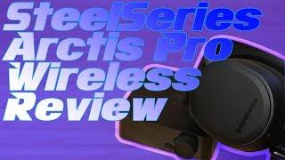 Video SteelSeries Arctis Pro Wireless Headset Review: Best in Class? MP3, 3GP, MP4, WEBM, AVI, FLV Juli 2018