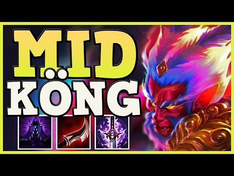 [Diamond 3] *OTP* Wukong VS Malzahar on the Mid Lane - League of Legends Edited Gameplay